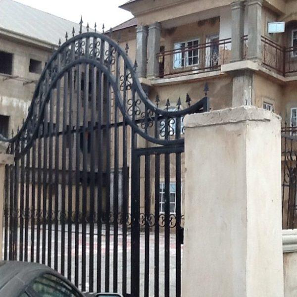 Oge Okoye Mansion - July 2013 - BellaNaija