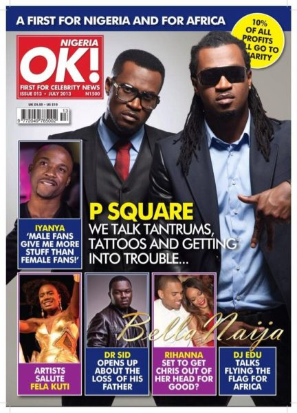 P Square OK Nigeria - July 2013 - BellaNaija (3)
