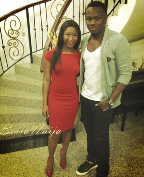 Simi Osomo & Dr SID - July 2013 - BellaNaija