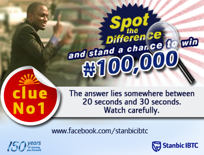 Stanbic IBTC Spot the Difference Competition - BellaNaija - July2013