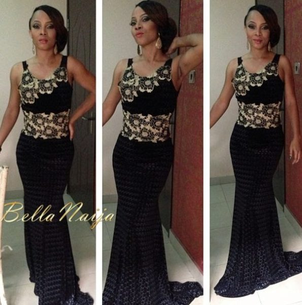 Toke Makinwa's City People Entertainment Awards Style -  Which is Your Favourite Look - July 2013 - BellaNaija03