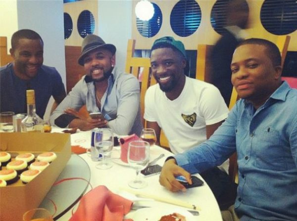 Toolz pre surprise birthday dinner - July 2013 - BellaNaija (3)