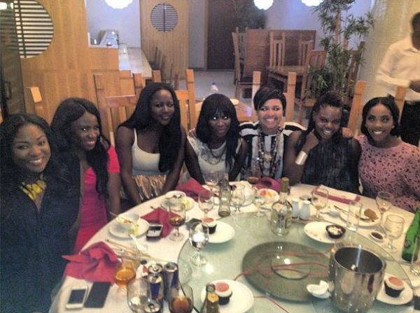 Toolz pre surprise birthday dinner - July 2013 - BellaNaija (7)