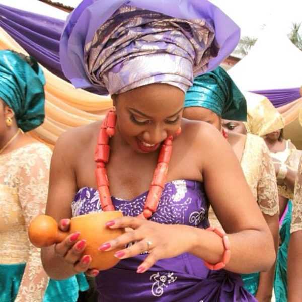 Vanessa Amadi Wedding - BellaNaija (2)