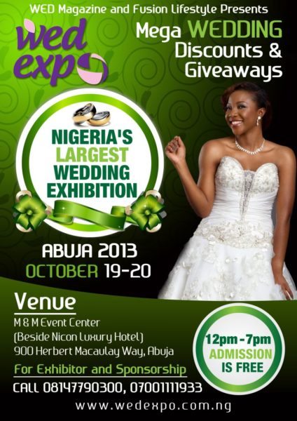 WED Expo - BellaNaija - July2013003
