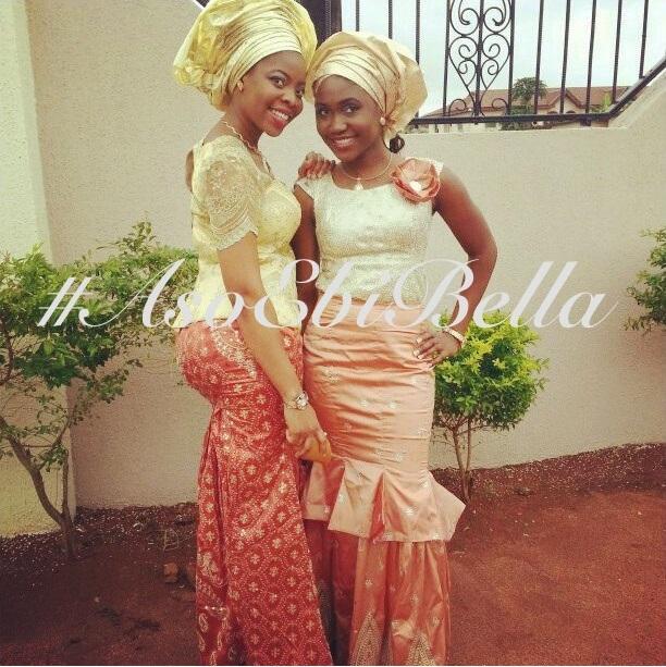 Red And Cream Wedding Dresses 71 Fresh bellanaija weddings aso ebi