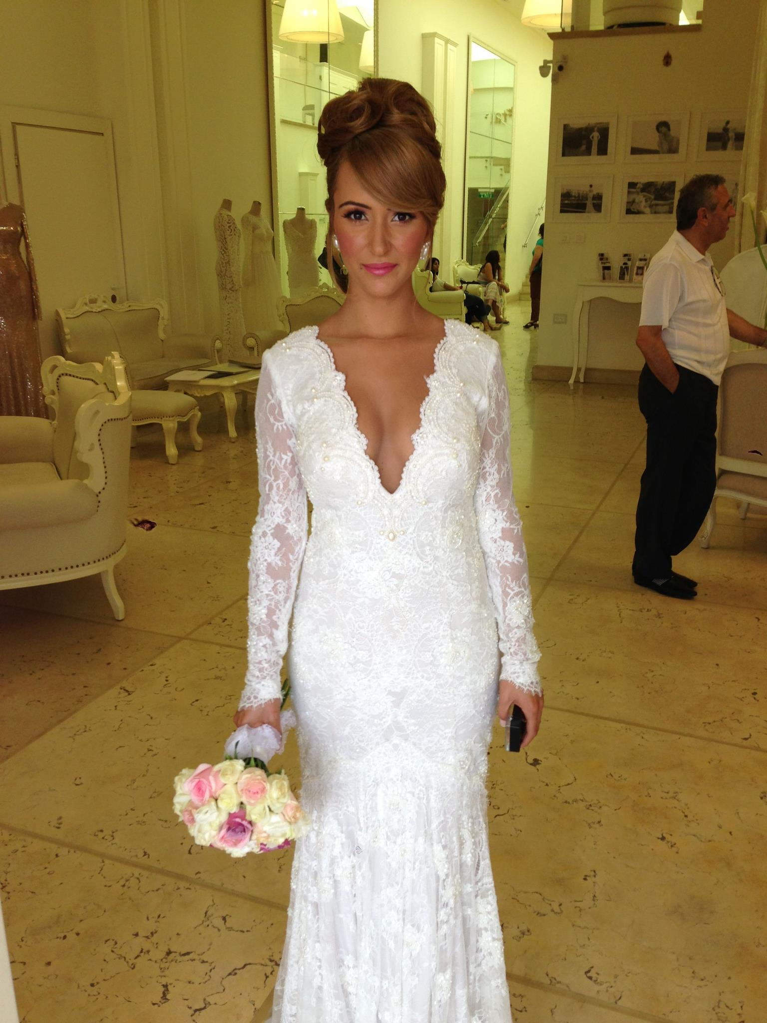 Ethiopian Wedding Dress 93 Stunning  real berta bridal