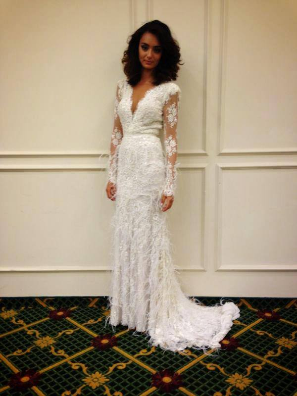 Ethiopian Cultural Wedding Dress 60 Fancy real berta bridal bellanaija