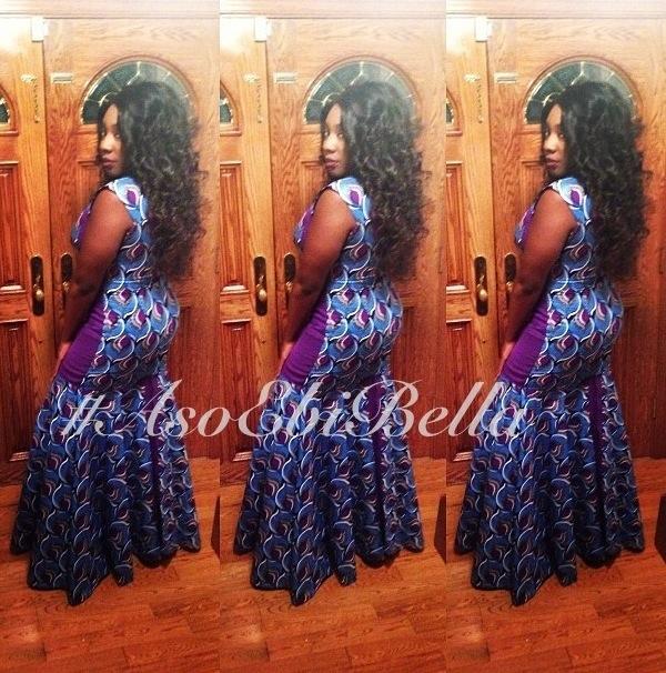 Blue And Purple Wedding Dress 65 Amazing aso ebi nigerian traditional
