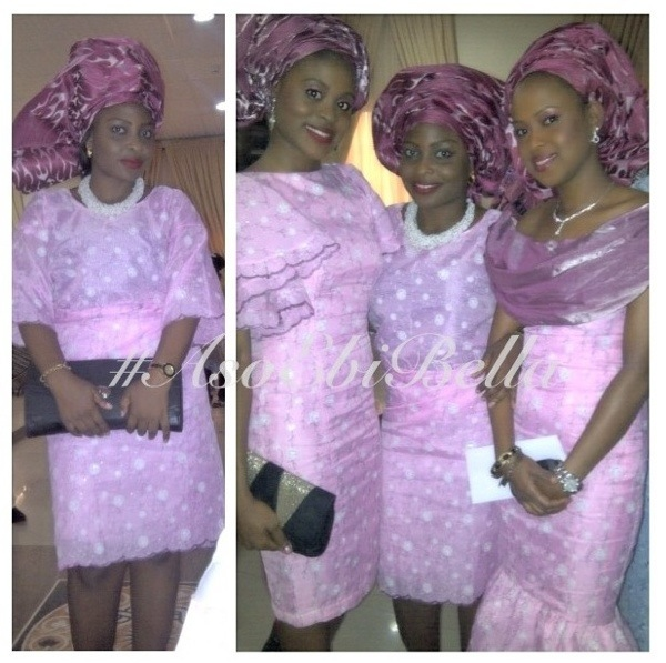 aso ebi nigerian traditional wedding