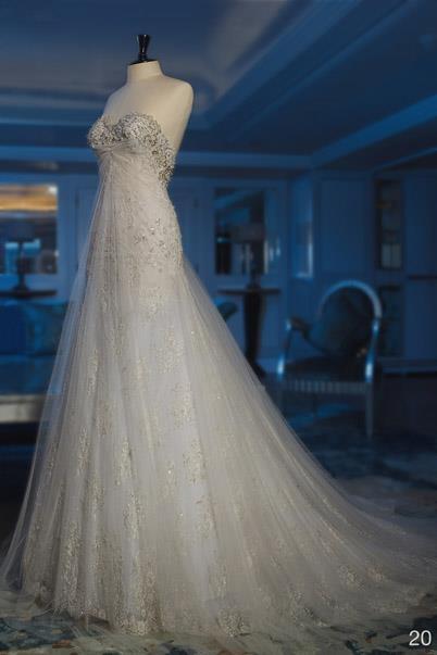 Abed Mahfouz Haalima 2013 BN Bridal 3 4 5 6