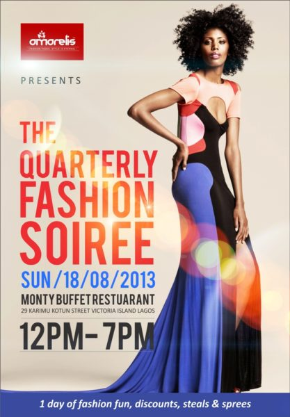 Amarelis Quarterly Fashion Soiree - BellaNaija - August2013