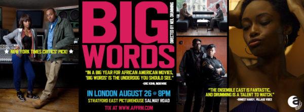 BIG Words - August 2013 - BellaNaija