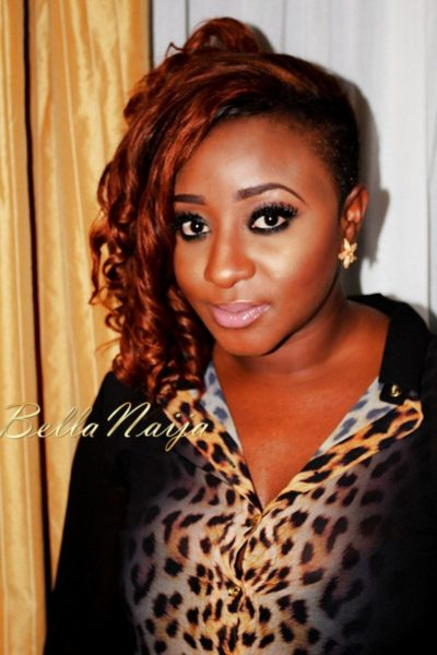 BN Exclusive - Ini Edo hosted in London - August 2013 - BellaNaija 046