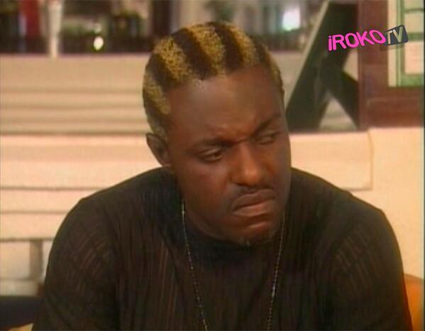 """""""I'm Dennis Rodman, the Nollywood Bad Boy"""""""