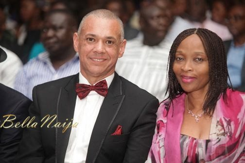 Guy Murray Bruce & Wife