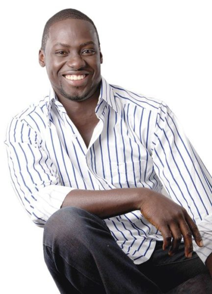 Chris Attoh Tinsel Exit