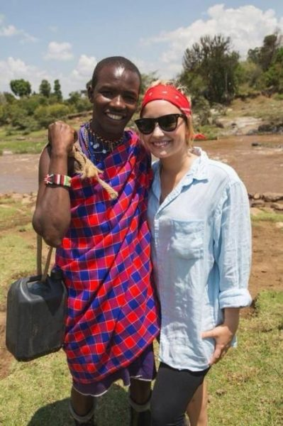 Demi Lovato's 21st Birthday in Kenya - August 2013 - BellaNaija 025 - bn