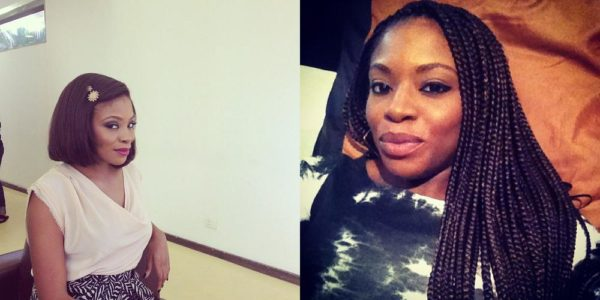 From a cute bob to long braids, Dolapo Oni looks brand new.