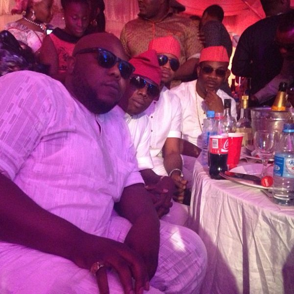 Bizzle Osikoya, Peju Adewusi, Papa Omisore & Don Jazzy