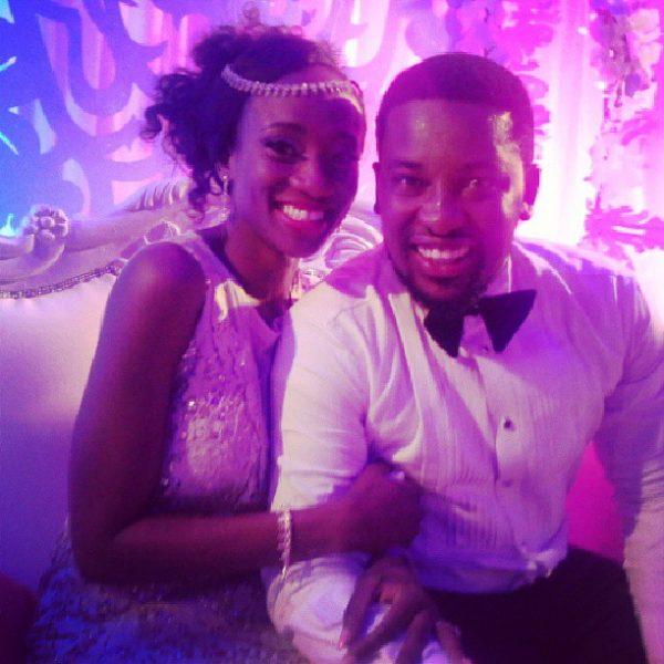 Dotun Cool FM Taiwo Oyebanjo Wedding - July 2013 - BellaNaija (15)