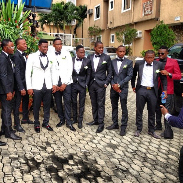 Dotun Cool FM Wedding - July 2013 - BellaNaija (1)
