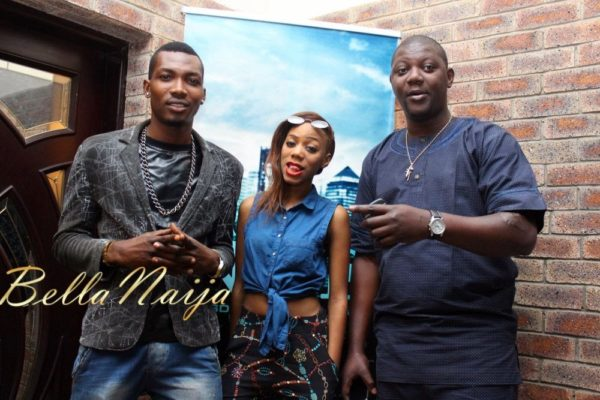 Dotun Kayode's Stag Night at Bachelors Nite - August 2013 - BellaNaija 025