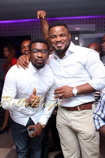 Dotun Kayode & Chris Asekomeh