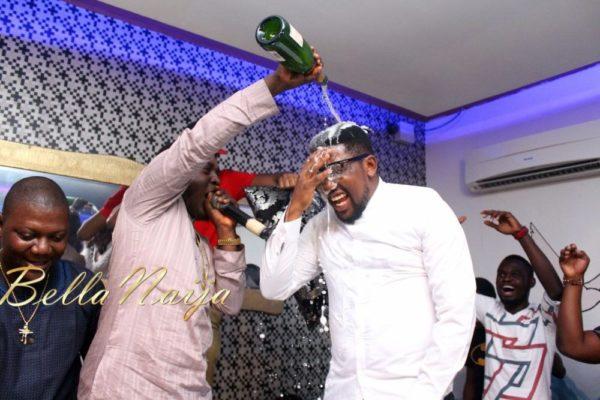Dotun Kayode's Stag Night at Bachelors Nite - August 2013 - BellaNaija 056