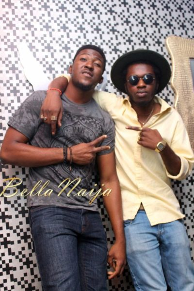 Dotun Kayode's Stag Night at Bachelors Nite - August 2013 - BellaNaija 077
