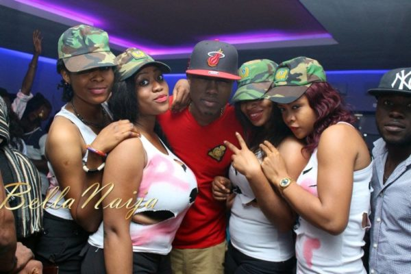 Dotun Kayode's Stag Night at Bachelors Nite - August 2013 - BellaNaija 081