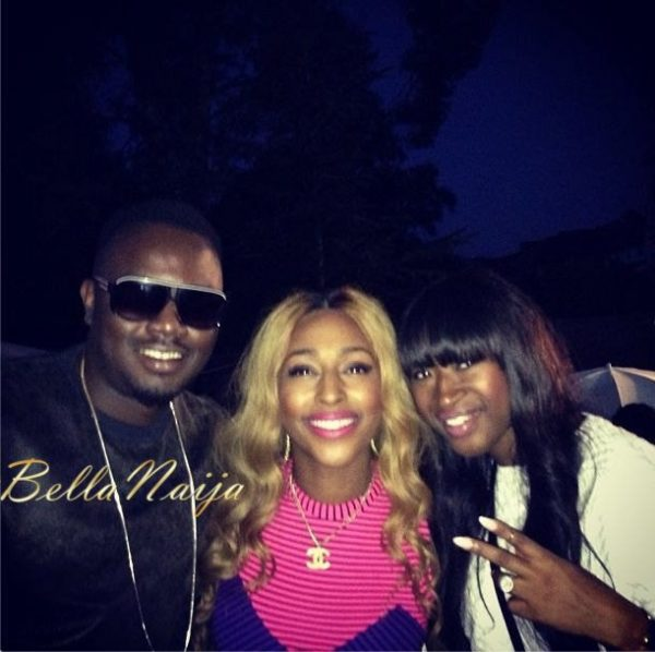 Dr. Sid & SImi Osomo at Alexandra Burke's 25th Birthday Party - August 2013 - BellaNaija 021