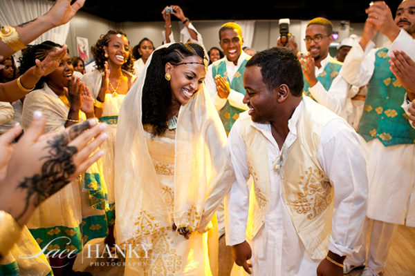 Munaluchi Bride Magazine An Elegant Eritrean Affair Feven Amp Petros Splendid Wedding