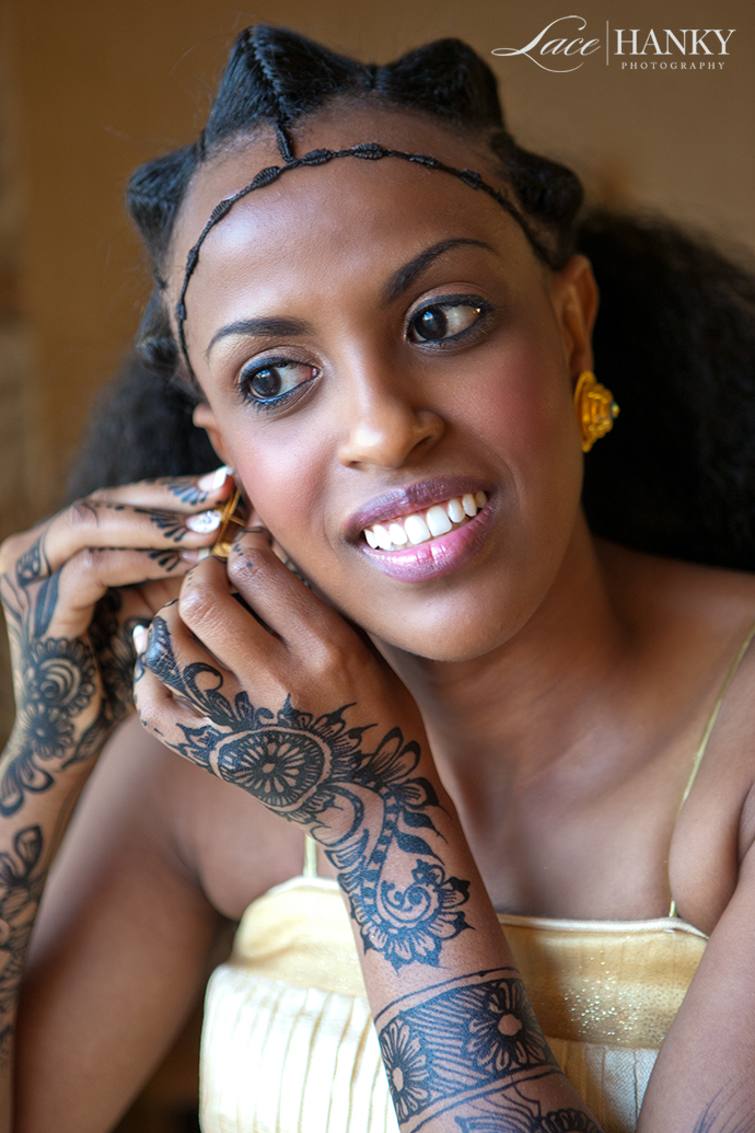 Stupendous Munaluchi Bride Magazine An Elegant Eritrean Affair Feven Hairstyle Inspiration Daily Dogsangcom