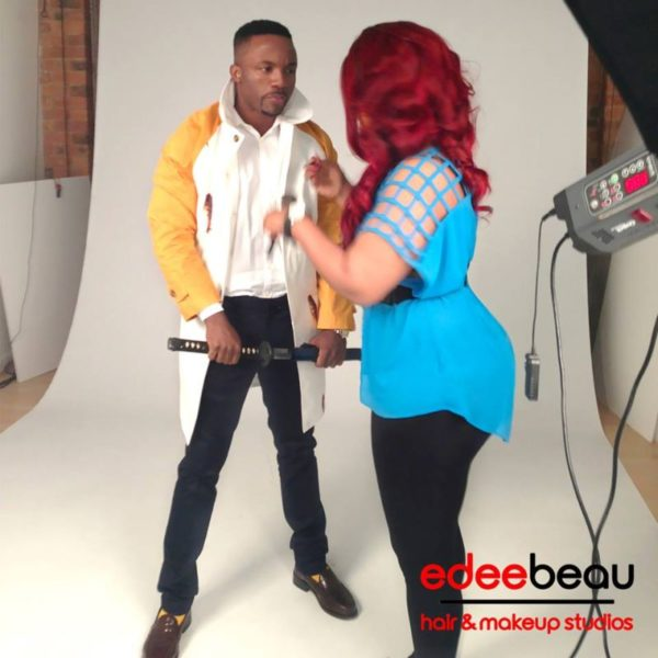 Emma Nyra & Iyanya makeover by Edee Beau - BellaNaija - August 2013 (2)