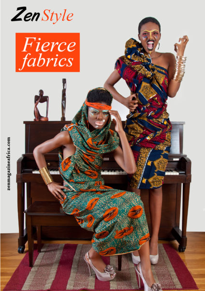 Eric Acquaye Fabrics of Our Culture Zen Magazine Fashion Editorial - BellaNaija - August 2013 (3)