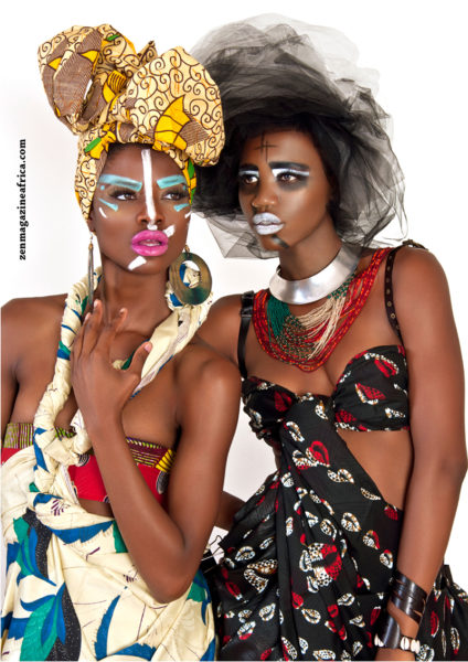 Eric Acquaye Fabrics of Our Culture Zen Magazine Fashion Editorial - BellaNaija - August 2013 (4)