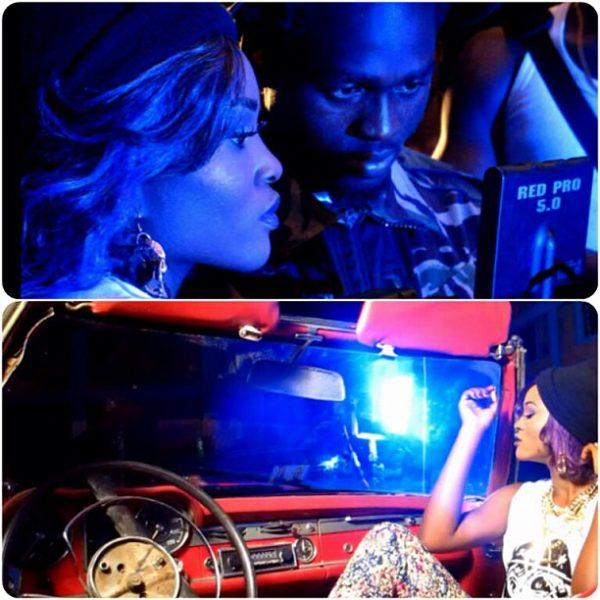Eva Alordiah Toke Makinwa Lights Out - August 2013 - BellaNaija (1)
