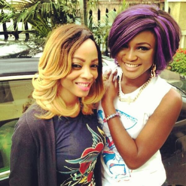 Eva Alordiah Toke Makinwa Lights Out - August 2013 - BellaNaija (2)