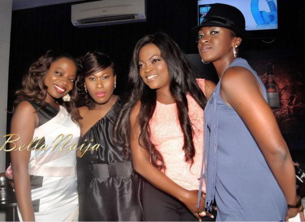 Layole Oyatogun, Uche Jombo, Funke Akindele & Kate Henshaw