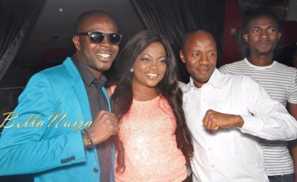JJC Skillz & Funke Akindele