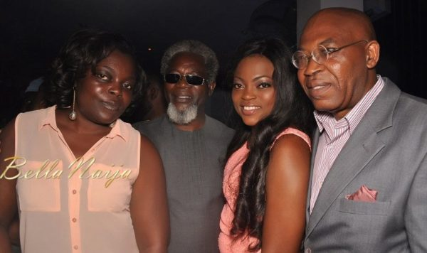 Ayo Ola-Mohammed, Victor Olaotan & Funke Akindele