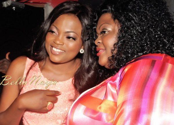 Funke Akindele & Eniola Badmus