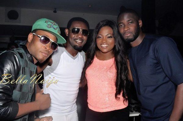 African China, AY Makun, Funke Akindele & Tee Billz