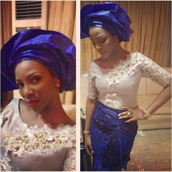 Genevieve Wedding Dress 73 Popular Genevieve Nnaji August BellaNaija