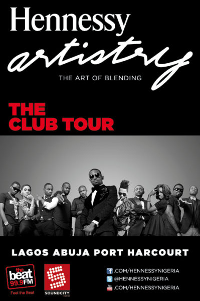 Hennessy Artistry Club Tour - BellaNaija - August 2013 (11)