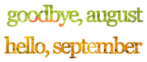Events This Weekend: Here Comes September!