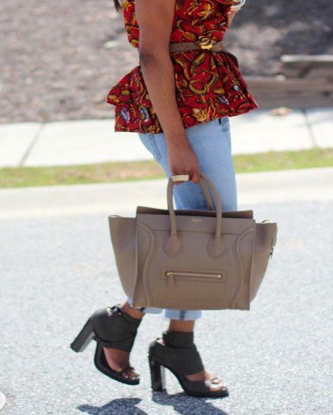 How to Wear Ankara in a Modern Way by Monica - BellaNaija - August 2013 (3)