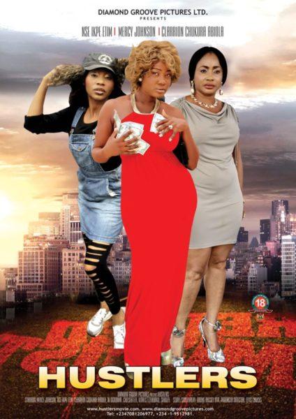 Hustlers Movie Poster - August 2013 - BellaNaija