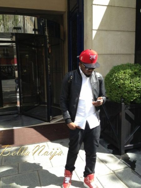 Ice Prince vacations in Paris, France - August 2013 - BellaNaija 021